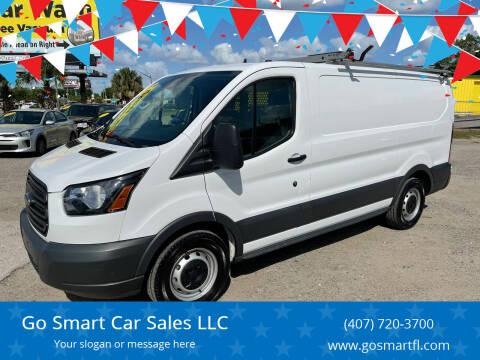 2018 Ford Transit Cargo for sale at Go Smart Car Sales LLC in Winter Garden FL