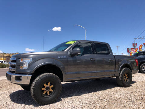 2015 Ford F-150 for sale at 1st Quality Motors LLC in Gallup NM