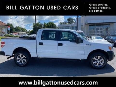 2014 Ford F-150 for sale at Bill Gatton Used Cars in Johnson City TN