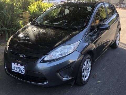 2011 Ford Fiesta for sale at Boktor Motors in North Hollywood CA