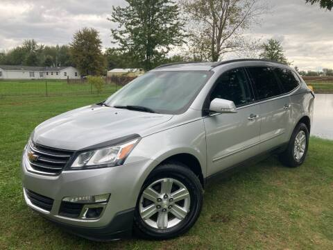 2014 Chevrolet Traverse for sale at K2 Autos in Holland MI