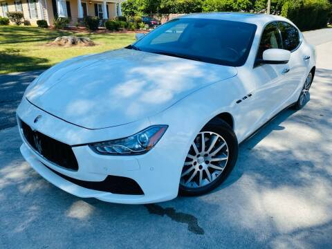 2014 Maserati Ghibli for sale at Cobb Luxury Cars in Marietta GA