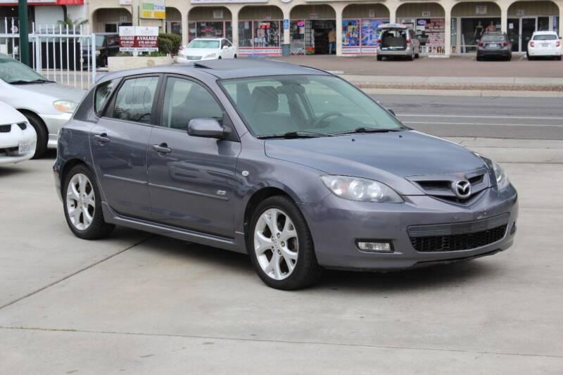 2009 Mazda MAZDA3 for sale at Car 1234 inc in El Cajon CA