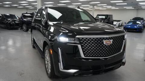 2021 Cadillac Escalade for sale at SZ Motorcars in Woodbury NY