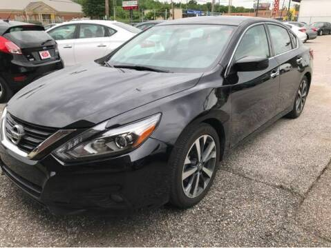 2017 Nissan Altima for sale at East Memphis Auto Center in Memphis TN
