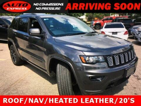2019 Jeep Grand Cherokee for sale at Auto Express in Lafayette IN