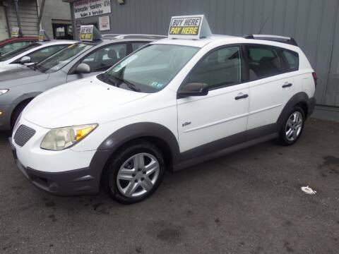 2007 Pontiac Vibe for sale at Fulmer Auto Cycle Sales - Fulmer Auto Sales in Easton PA