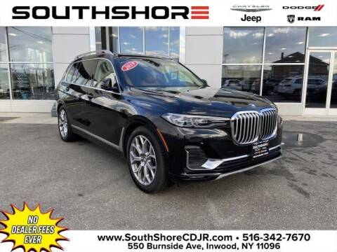 2019 BMW X7 for sale at South Shore Chrysler Dodge Jeep Ram in Inwood NY