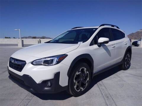 2021 Subaru Crosstrek for sale at Camelback Volkswagen Subaru in Phoenix AZ