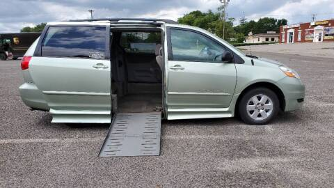 2006 Toyota Sienna for sale at BT Mobility LLC in Wrightstown NJ