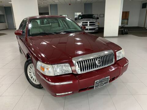 2007 Mercury Grand Marquis for sale at Auto Mall of Springfield in Springfield IL
