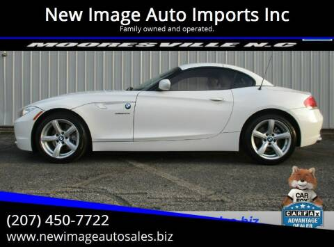 2011 BMW Z4 for sale at New Image Auto Imports Inc in Mooresville NC