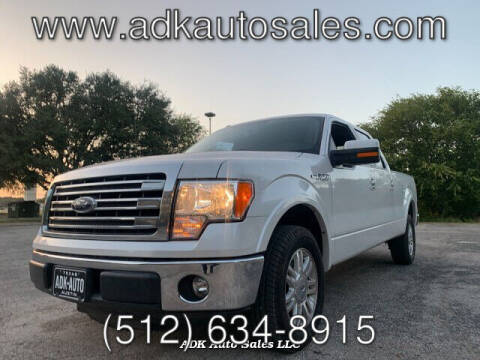 2014 Ford F-150 for sale at ADK AUTO SALES LLC in Austin TX