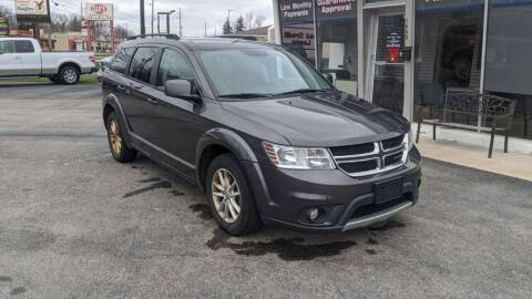 2014 Dodge Journey for sale at Newport Auto Group in Austintown OH