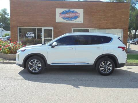 2020 Hyundai Santa Fe for sale at Eyler Auto Center Inc. in Rushville IL