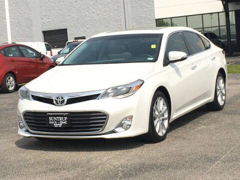 2013 Toyota Avalon for sale at SUNTRUP BUICK GMC in Saint Peters MO