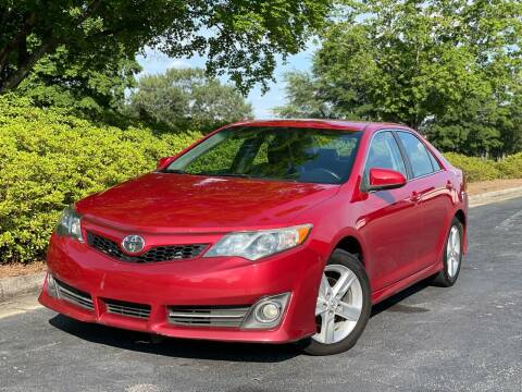 2014 Toyota Camry for sale at William D Auto Sales in Norcross GA