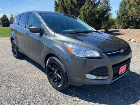2015 Ford Escape for sale at Clarkston Auto Sales in Clarkston WA