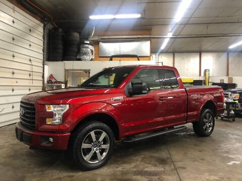2017 Ford F-150 for sale at T James Motorsports in Gibsonia PA