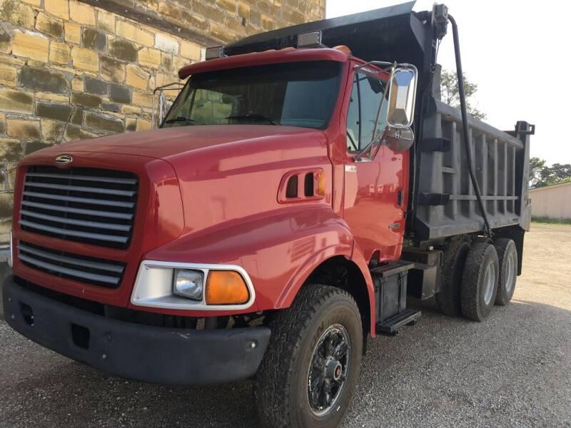 1999 Sterling Dump Truck for sale at Money Trucks Inc in Hill City KS