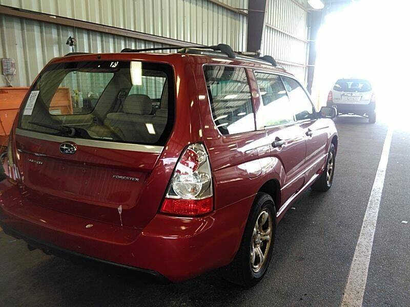 2007 Subaru Forester for sale at DPG Enterprize in Catskill NY