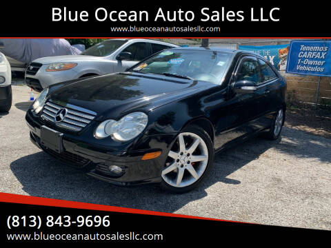 2005 Mercedes-Benz C-Class for sale at Blue Ocean Auto Sales LLC in Tampa FL