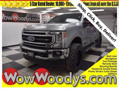 2020 Ford F-250 Super Duty for sale at WOODY'S AUTOMOTIVE GROUP in Chillicothe MO