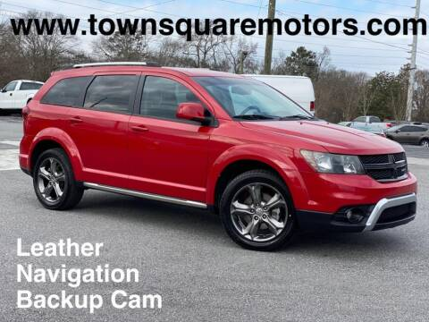2015 Dodge Journey for sale at Town Square Motors in Lawrenceville GA