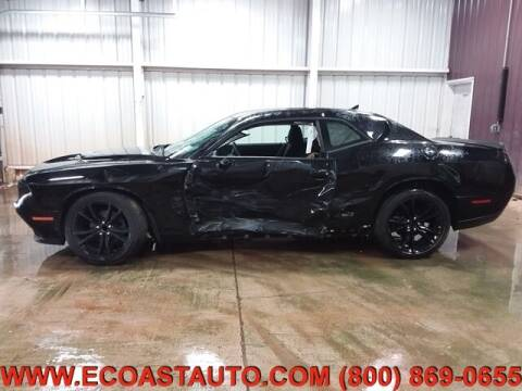 2017 Dodge Challenger for sale at East Coast Auto Source Inc. in Bedford VA
