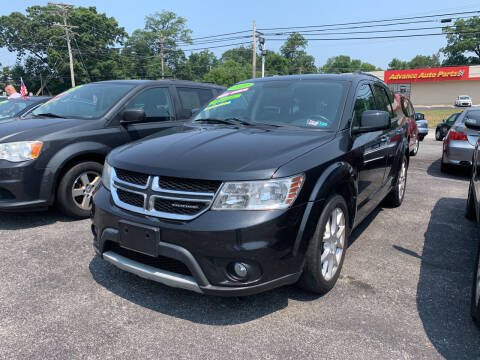 2012 Dodge Journey for sale at Credit Connection Auto Sales Dover in Dover PA