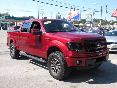 2013 Ford F-150 for sale at Discount Auto Sales in Pell City AL
