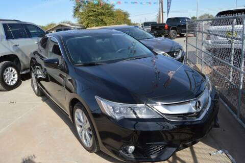 2016 Acura ILX for sale at A AND A AUTO SALES in Gadsden AZ