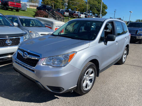 2014 Subaru Forester for sale at Ball Pre-owned Auto in Terra Alta WV