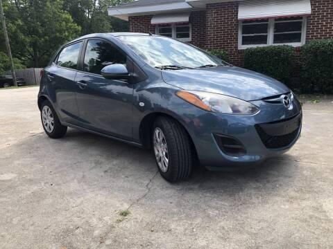 2014 Mazda MAZDA2 for sale at L & M Auto Broker in Stone Mountain GA