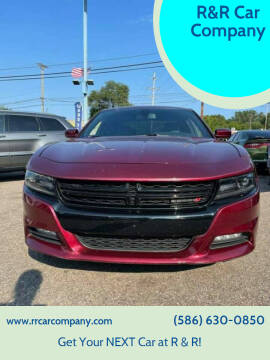 2018 Dodge Charger for sale at R&R Car Company in Mount Clemens MI