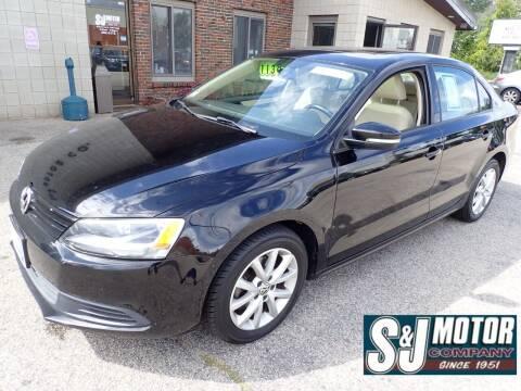 2012 Volkswagen Jetta for sale at S & J Motor Co Inc. in Merrimack NH