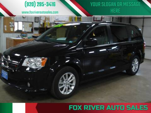 2019 Dodge Grand Caravan for sale at Fox River Auto Sales in Princeton WI