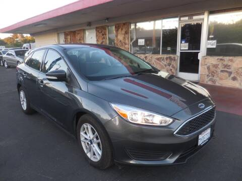 2017 Ford Focus for sale at Auto 4 Less in Fremont CA