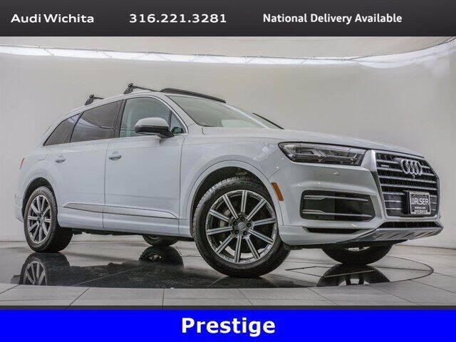 2018 Audi Q7 for sale in Wichita, KS
