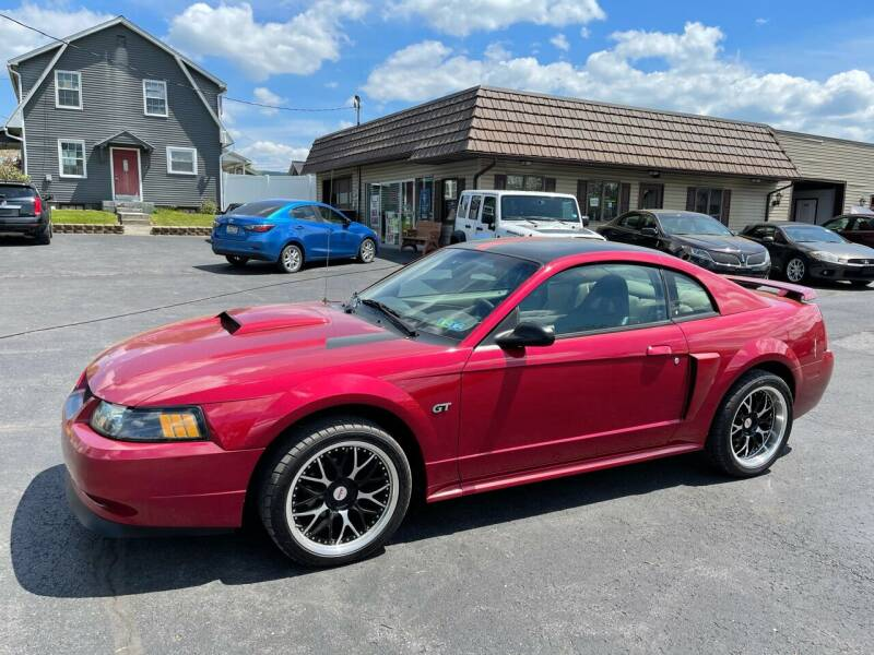 2004 Ford Mustang for sale in Reedsville, PA