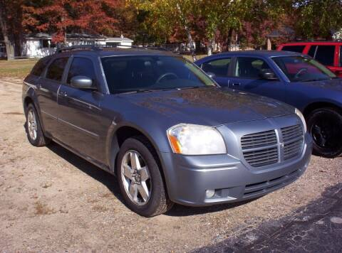 2007 Dodge Magnum for sale at LAKESIDE MOTORS LLC in Houghton Lake MI