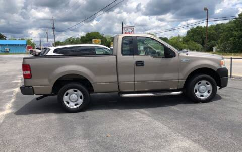2006 Ford F-150 for sale at Mac's Auto Sales in Camden SC