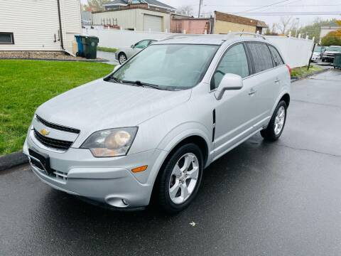 2015 Chevrolet Captiva Sport for sale at Kensington Family Auto in Kensington CT