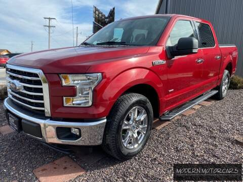 2015 Ford F-150 for sale at Modern Motorcars in Nixa MO