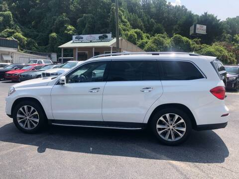2014 Mercedes-Benz GL-Class for sale at Luxury Auto Innovations in Flowery Branch GA