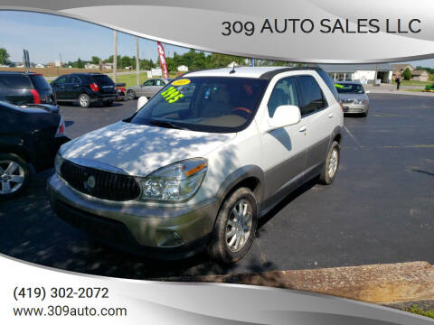 2005 Buick Rendezvous for sale at 309 Auto Sales LLC in Harrod OH