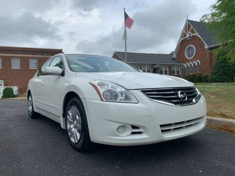 2012 Nissan Altima for sale at Automax of Eden in Eden NC