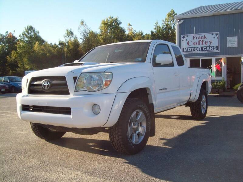 2006 Toyota Tacoma for sale at Frank Coffey in Milford NH