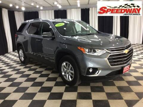 2018 Chevrolet Traverse for sale at SPEEDWAY AUTO MALL INC in Machesney Park IL