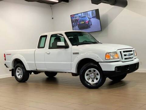 2006 Ford Ranger for sale at Texas Prime Motors in Houston TX